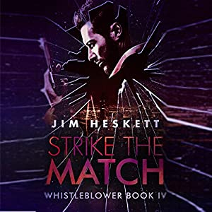Strike the Match Audiobook