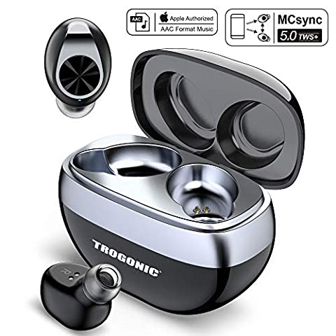 Trogonic TE1 Wireless Earbuds Bluetooth 5.0, IPX5 Waterproof B... - Sale: $25.49 USD (15% off)