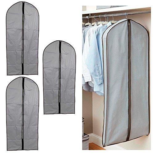 Garment X23 75 Jacket Zipper Storage