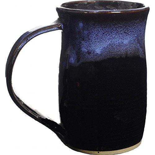 30 Oz Full Tankard in Garcia Blue glaze ()