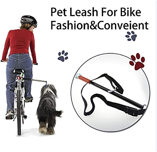 E-F-B Bicicleta Tracción Paseos For Perros, Montar Correas For ...
