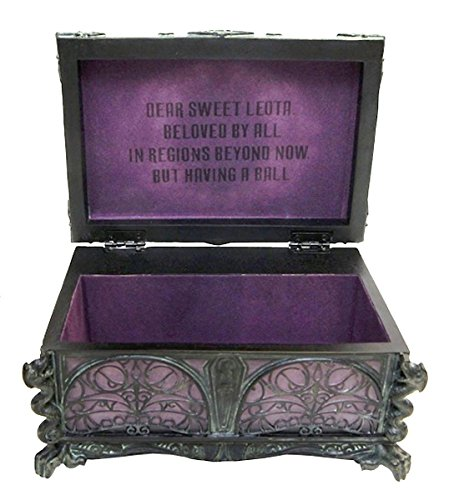 Amazoncom Disney Park Haunted Mansion Musical Jewelry Box NEW Grim