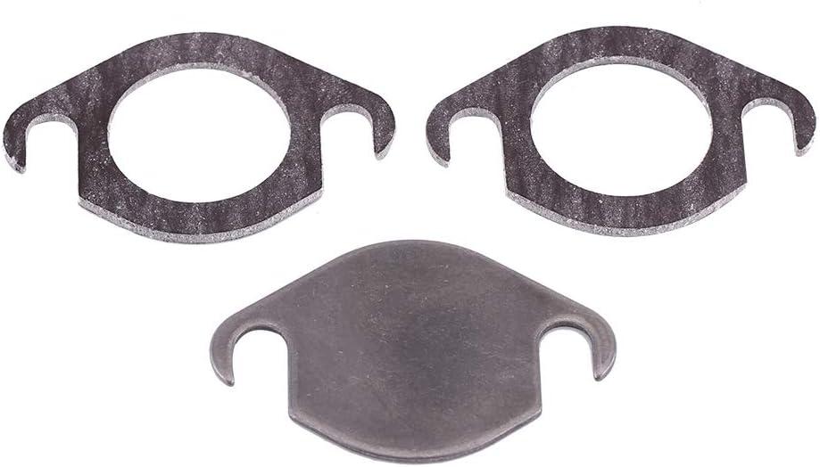 Ventil Blindplatten Kit Edelstahl Agr Ventil Blindplatten Kit Mit Dichtungs Ventil Blindplatte Auto