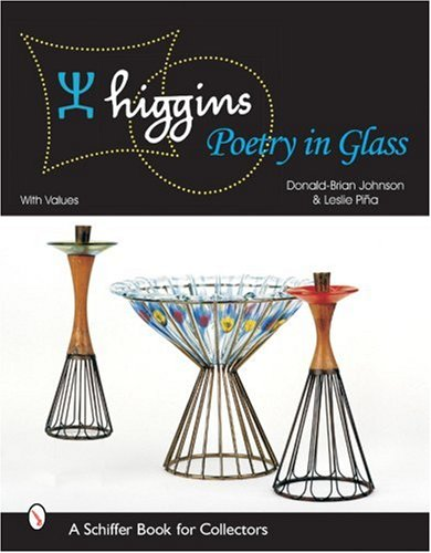 Higgins: Poetry In Glass Pine Glassware