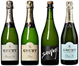 Gruet Spectacular Sparkling Pairings Mix Pack, 4