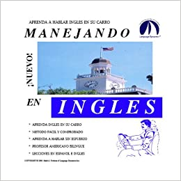 Carro In English >> Manejando En Ingles Driving In English 8 One Hour Audio Cds