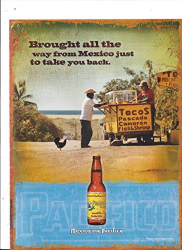 print-ad-for-2005-pacifico-beer-taco-stand-on-beach-scene