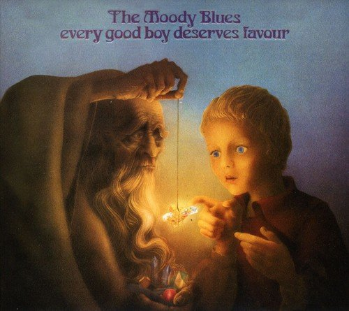 Every Good Boy Deserves Favour by Decca / Threshold Records