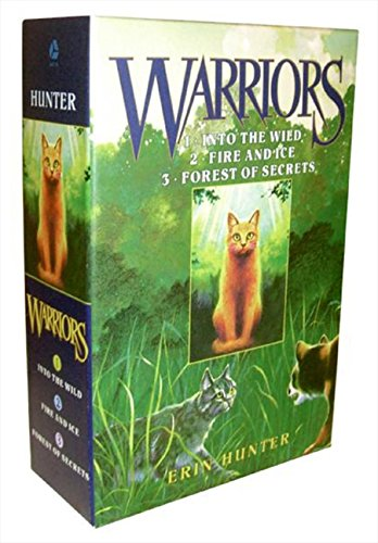 Warriors Box Set: Volumes 1 to 3 pdf epub
