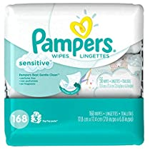 Save on Pampers 3x Baby Wipes