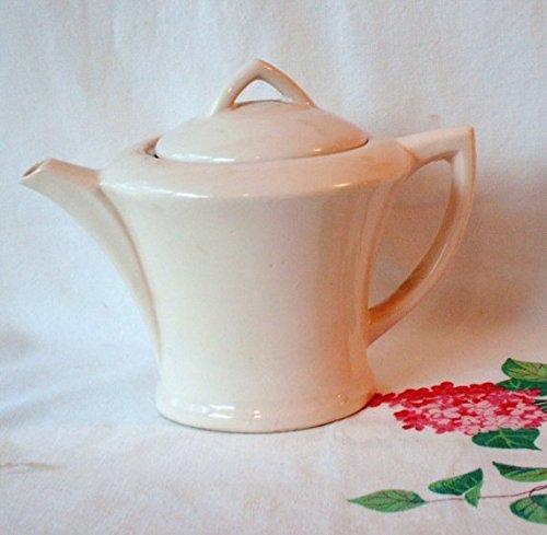 Vintage McCoy Art Deco Teapot