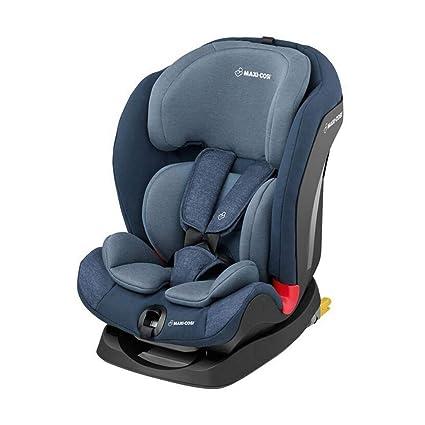 Maxi-Cosi 8603243110 - Titan niños asiento 9 - 36 kg con Isofix (Grupo 1/2/3), saco de asiento infantil para coche 123 con posición de dormir, Nomad ...