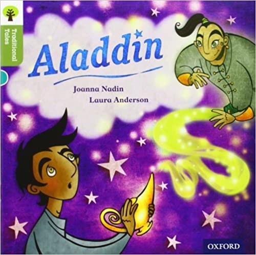 Book Oxford Reading Tree Traditional Tales: Level 7: Aladdin (Ort Traditional Tales) by Nadin, Joanna, Gamble, Nikki, Dowson, Pam (2011)