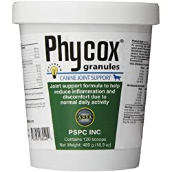Phycox Joint Supplement Granules for Dogs, 480gm