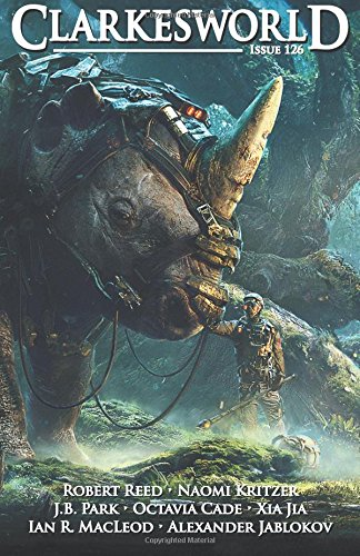 Clarkesworld Issue 126