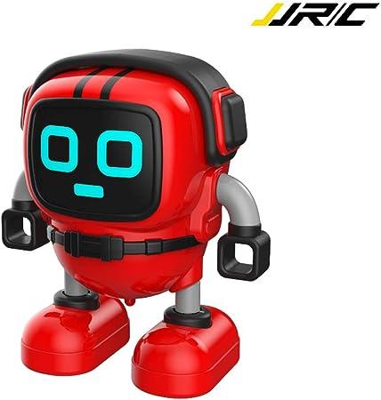 Amazon.es: JJRC Mini Robotita Giroscopio para Niños, Peonza Giratorio Juguete Robot Desmontable, Regalo para Niños