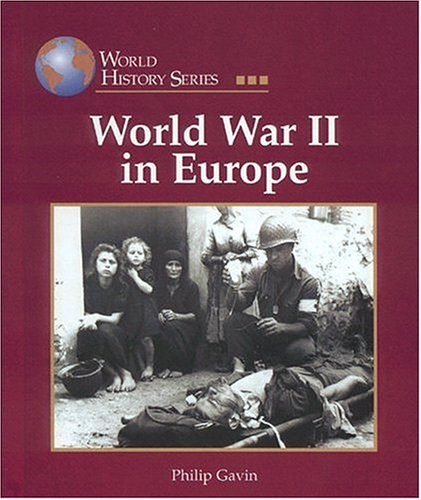 Download World War II in Europe (World History) PDF