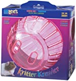 Lee's Kritter Krawler Standard Exercise Ball, 7-Inch, Colored , Colors may Vary