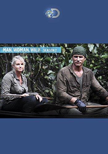 man woman wild season 2 dvd - 2