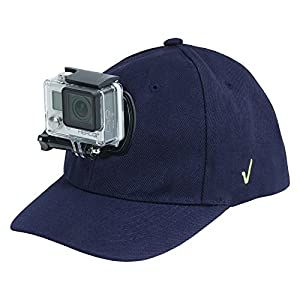 Review XP Baseball Hat with Quick Release Buckle Mount Adjustable Cap, Compatible with Most Action Cameras, GoPro Hero Session 5,4,3+,3,2,1, Yi, Yi 4K
