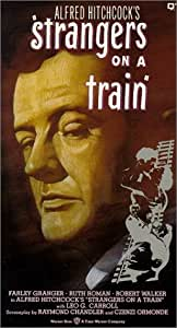 Strangers on a Train [VHS]