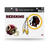 NFL Team Magnet Sheet