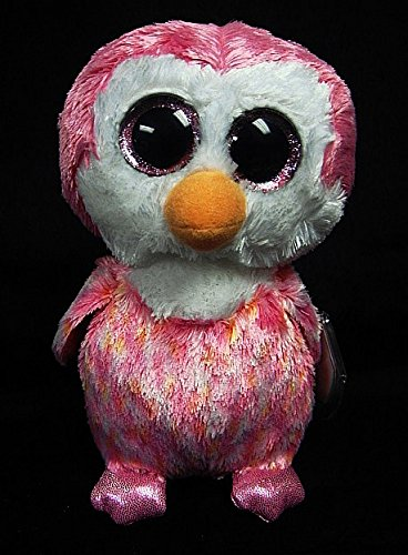 Amazon.com  Ty s Retired Rare FIRST Edition CHILLZ the Pink PENGUIN ... 13a2e31af2e