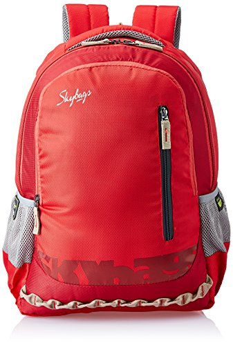 Skybags Vivid 03 Red 33 ltrs Laptop Backpack