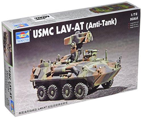 Trumpeter 1/72 USMC LAV-AT Light Armored Anti-Tank Vehicle