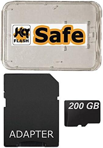 200 GB Tarjeta De Memoria Micro SDXC para Sony Xperia Smartphones ...