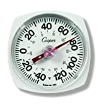 Cooper-Atkins 250-0-1 Bi-Metal Wall/Storage Thermometer, -40/120°F Temperature Range
