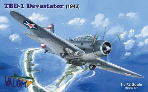 1 Devastator Model (Valom TBD-1 Devastator (1942))