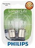 bulb 1004 - Philips 1004 LongerLife Miniature Bulb, 2 Pack