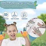 Dinosaur Painting Kit for Kids, Dinosaur Toys Arts