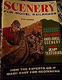 Scenery for Model Railroads