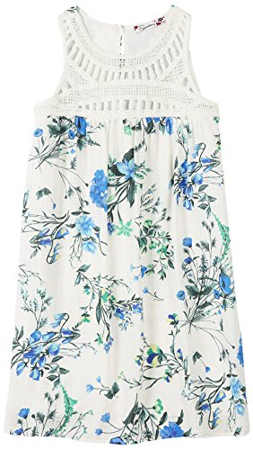 Lace Boatneck Dress - 7