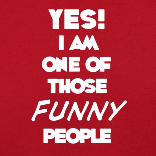 One FUNNY Yes Bag Those People Of Flight Black Red Am I Retro qw1UE