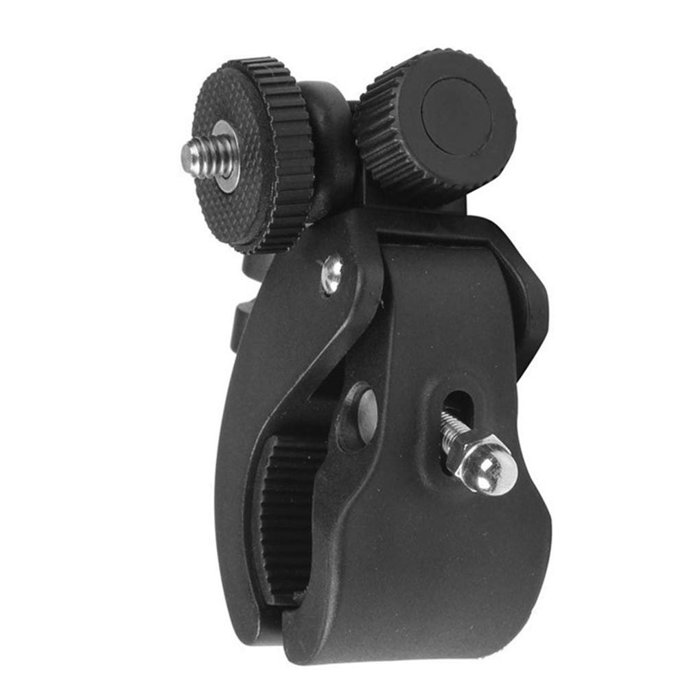 Flushzing Bike Front Bar Lenker Kamera Klemmtr/äger montieren Ersatz f/ür GoPro Hero7 6//5//4//3 Kamera