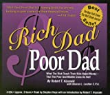 img - for Rich Dad Poor Dad: What the Rich Teach Their Kids About Money - That the Poor and the Middle Class Do Not! book / textbook / text book