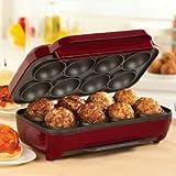 Sensio Bella 13587 Meatball Maker, Red