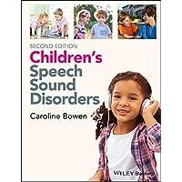 Children's Speech Sound Disorders