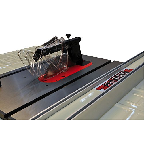 Jet Proshop Tablesaw with Wings and Riving Knife 708494K JPS-10TS, Cast Iron