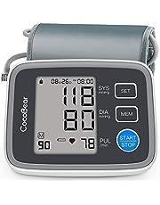 Handgelenk Blutdruckmessgerät, CocoBear vollautomatische medizinische professionelle Herzfrequenz Pulsmonitor, komfortables tragbares Blutdruckmessgerät, LCD-Display