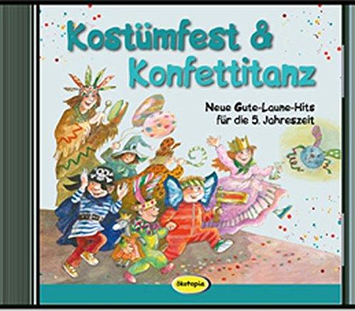 Kostümfest & Konfettitanz: Neue Gute-Laune-Hits für die 5 ...