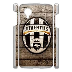 Custom Case FC Juventus Football Club S.p.A For Google Nexus 5 Q3V391899