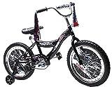 ChromeWheels 18'' BMX Bike (Black)