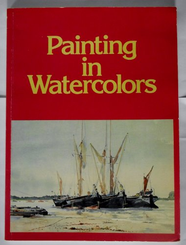 0800862015 - Leslie Worth: Painting in Watercolours - Libro