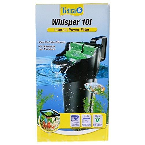 (Tetra Whisper 10i Power Internal Water Filter)