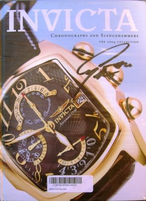 Lupah Collection - Chronographs and Sledgehammers: The 2004 Collection (Invicta)