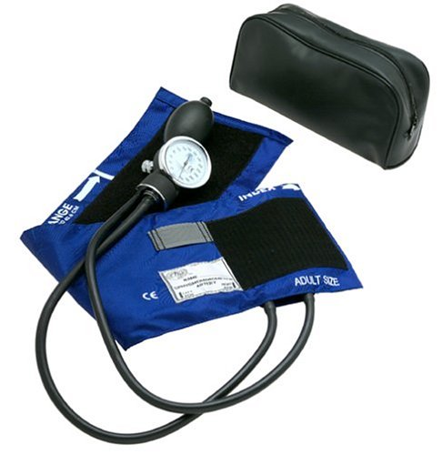 Prestige Aneroid Sphygmomanometer with Royal Blue - Outlet Prestige